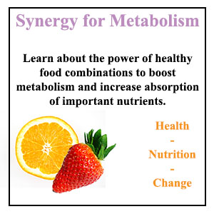 Synergy for Metabolism