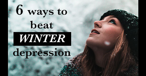 6 ways to beat winter depression and why to prevent it now.