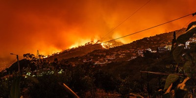 California fires caused by climate change?