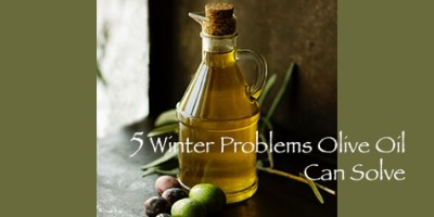 5 Winter Problems Olive Oil Can Solve