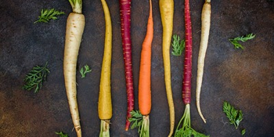 Surprising foods like carrots actually help keep mouths clean
