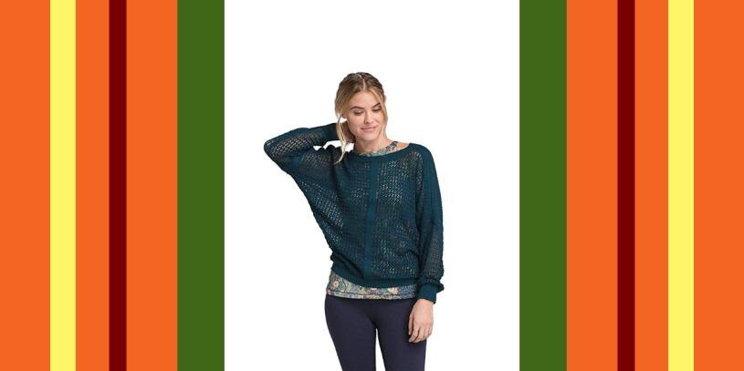 Fall eco friendly hemp women clothing