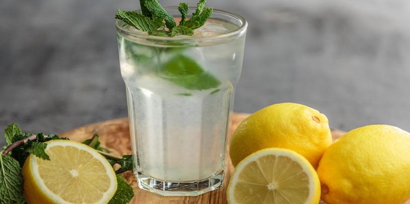 Drink Lemon Water To Prevent Kidney Stones