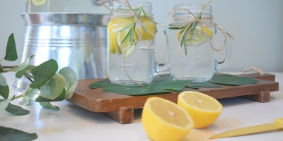 Lemon Water Remedy