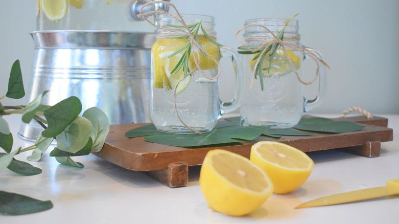 Lemon Water Remedy