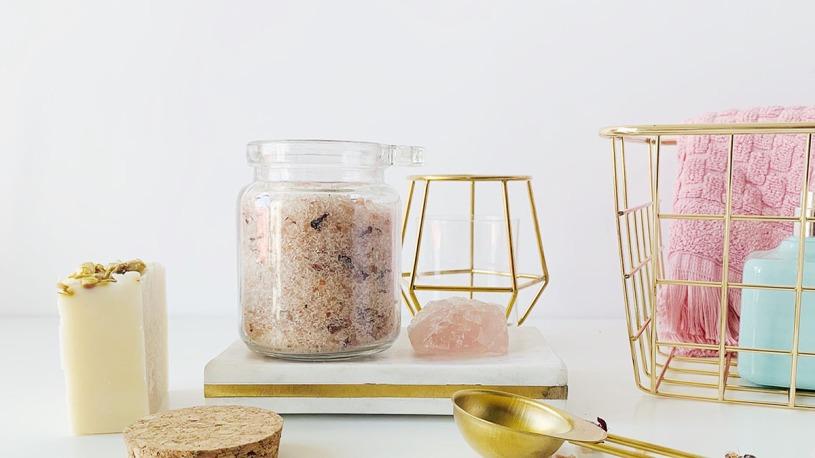 Pink Salt Natural Skincare