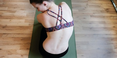 Natural idiopathic scoliosis fix
