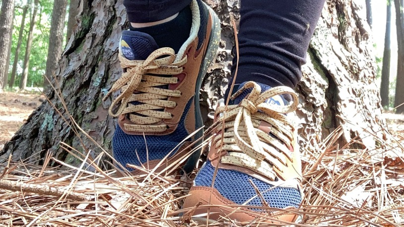 Most sustainable, comfortable and stylish women's hiking to town shoes.