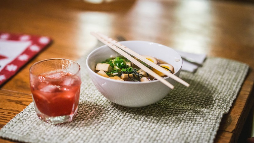 Miso soup nutrition health benefits