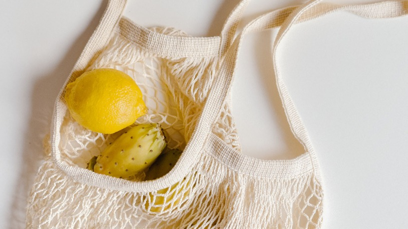How to get started with zero waste shopping bags